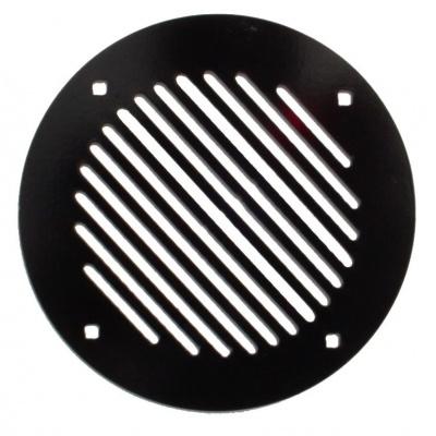 Round speaker grill